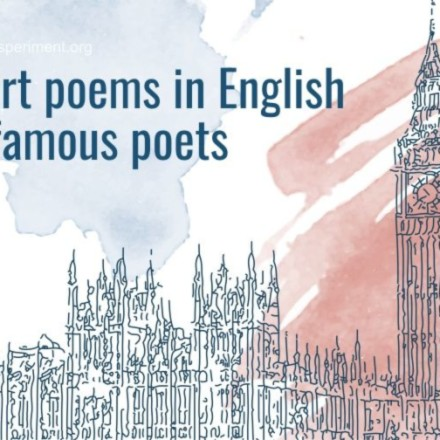 Short poems in English