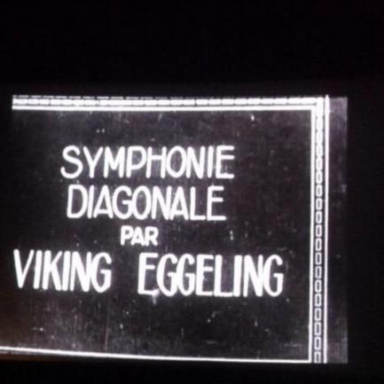 Анимационная симфония Диагональ. Чистый дадаизм