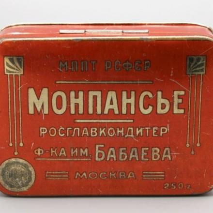 Коробка из под «Монпансье». Рассказ Полины Жеребцовой