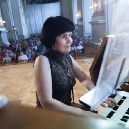 Presentation of Olenka Matselyukh's monograph «Organ and sacred culture of the Czech Lands»